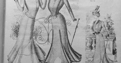 Старозагорката Елена Ушева диктува българската дамска мода в началото на миналия век