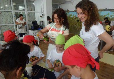 """Седмица на здравословния и природосъобразен начин на живот в ДГ """"Светлина"""" – Стара Загора"""