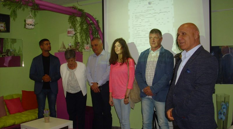 """Нова зала """"Природа"""" откриха в ОУ """"Кирил Христов""""Стара Загора"""