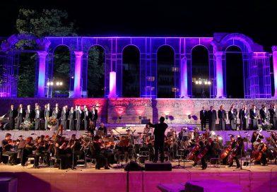 Летни музикални вечери на Държавна опера-Стара Загора