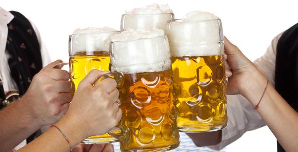 Лято е! Наздраве с усмивка и халба бира!