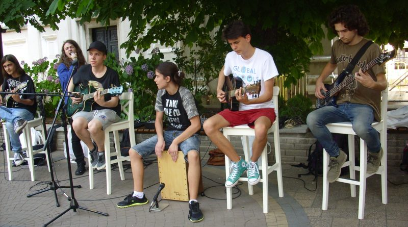 Музикантите на Стара Загора се развихриха
