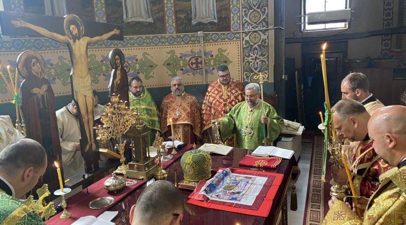 На Петдесетница – ръкоположиха свещеник в Стара Загора