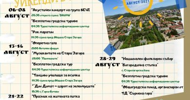 """""""УИКЕНД ПРАЗНИЦИ ПОД ЛИПИТЕ"""" с богата програма и през август"""