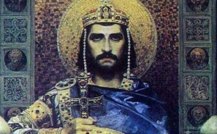 Цар Борис І -Михаил е покръстен на старозагорското аязмо?