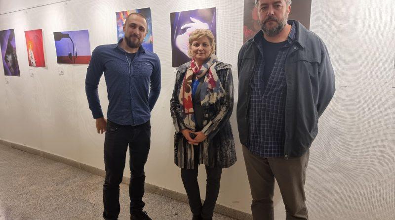 Дигитална изложба откри Недко Боянов , студентът от Тракийския университет