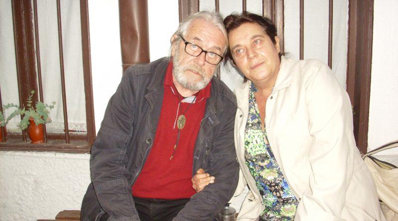 """""""С целувка между поезията и театъра"""" Камелия Кондова и Любен Чаталов гостуваха на Стара Загора"""