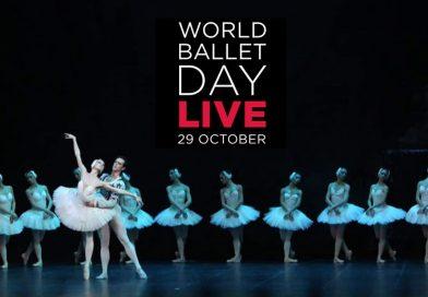 Световен ден на балета – 19 октомври